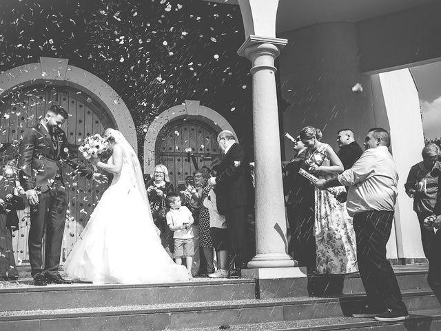 La boda de Veronica y Oscar en Madrid, Madrid 42