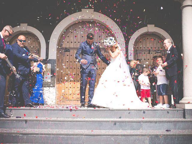 La boda de Veronica y Oscar en Madrid, Madrid 43