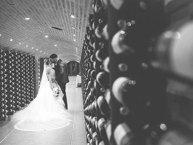 La boda de Veronica y Oscar en Madrid, Madrid 57