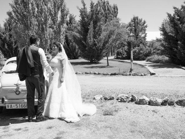 La boda de Eduardo  y Virginia  en Valladolid, Valladolid 10