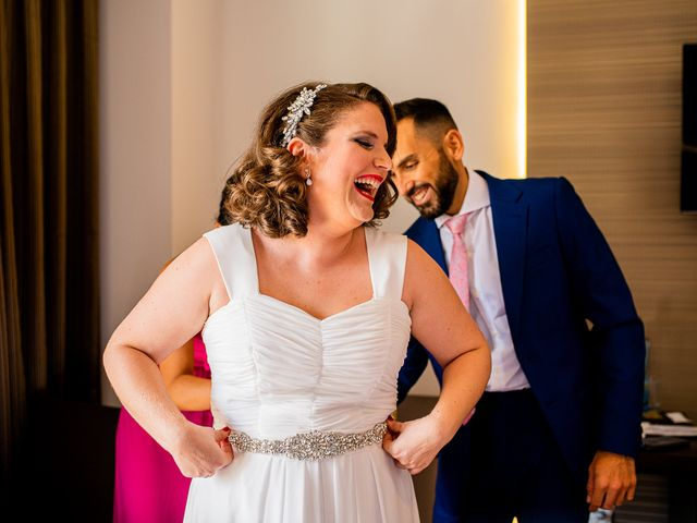 La boda de Pablo y Anabel en Jerez De La Frontera, Cádiz 11