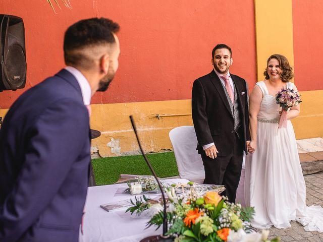 La boda de Pablo y Anabel en Jerez De La Frontera, Cádiz 23