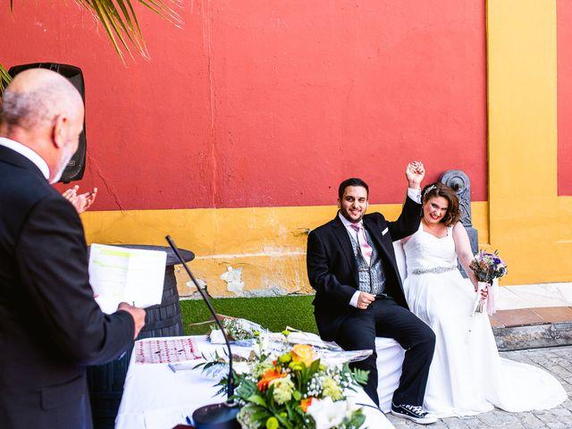 La boda de Pablo y Anabel en Jerez De La Frontera, Cádiz 26