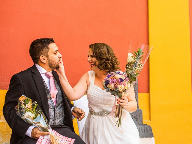 La boda de Pablo y Anabel en Jerez De La Frontera, Cádiz 28