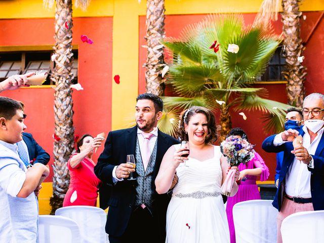 La boda de Pablo y Anabel en Jerez De La Frontera, Cádiz 29