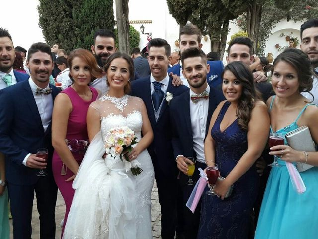 La boda de Carolina y Máximo