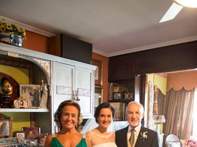 La boda de Jorge y Lucía en Madrid, Madrid 4