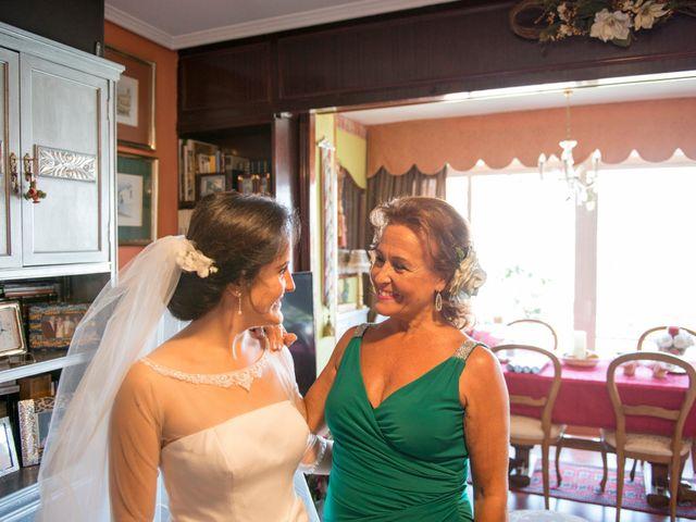 La boda de Jorge y Lucía en Madrid, Madrid 1