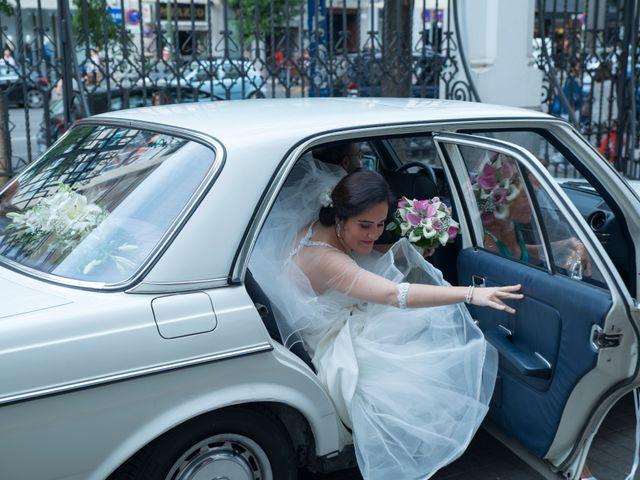 La boda de Jorge y Lucía en Madrid, Madrid 7
