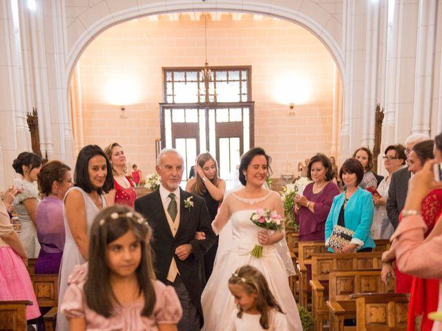 La boda de Jorge y Lucía en Madrid, Madrid 11