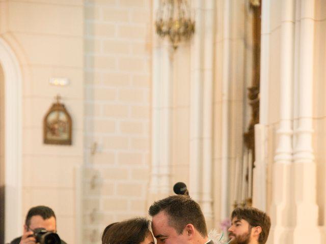 La boda de Jorge y Lucía en Madrid, Madrid 12