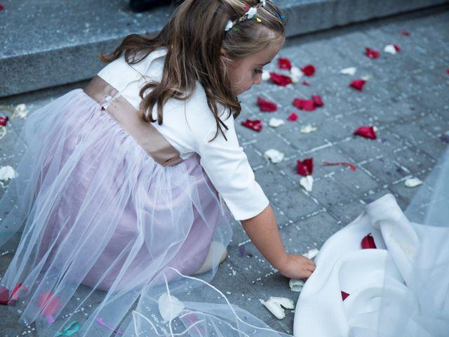 La boda de Jorge y Lucía en Madrid, Madrid 16