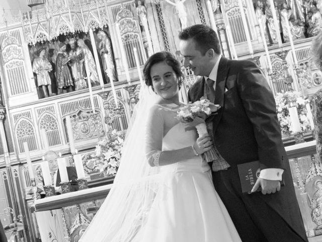 La boda de Jorge y Lucía en Madrid, Madrid 17