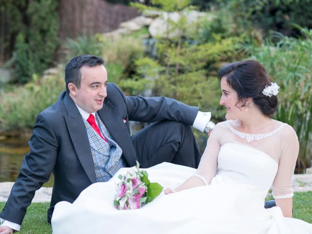 La boda de Jorge y Lucía en Madrid, Madrid 24