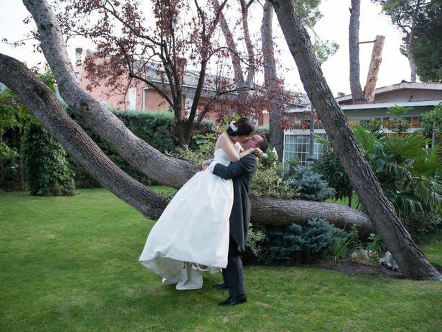 La boda de Jorge y Lucía en Madrid, Madrid 25