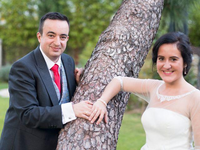 La boda de Jorge y Lucía en Madrid, Madrid 27