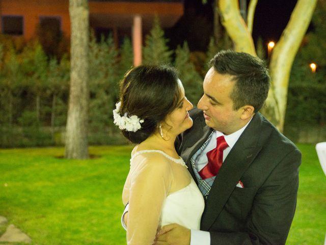 La boda de Jorge y Lucía en Madrid, Madrid 34