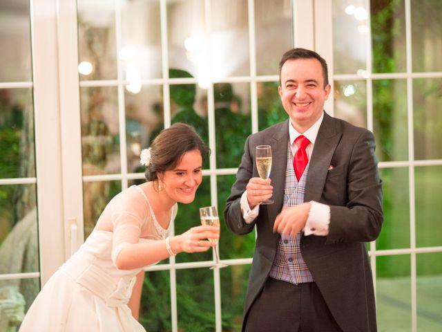 La boda de Jorge y Lucía en Madrid, Madrid 35