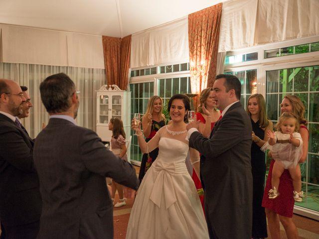 La boda de Jorge y Lucía en Madrid, Madrid 39