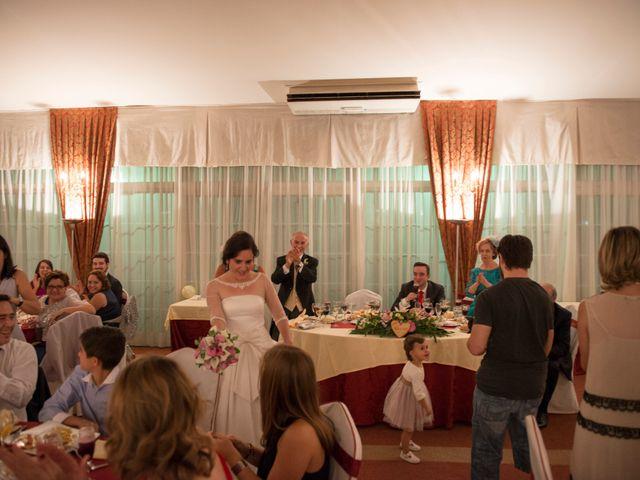 La boda de Jorge y Lucía en Madrid, Madrid 42