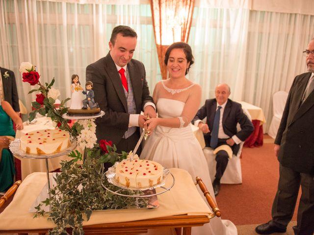 La boda de Jorge y Lucía en Madrid, Madrid 45