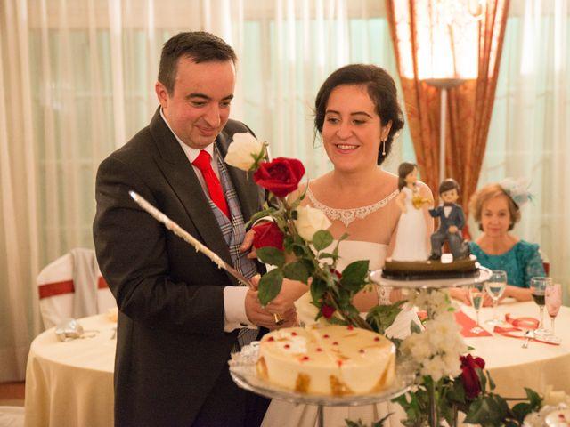 La boda de Jorge y Lucía en Madrid, Madrid 46