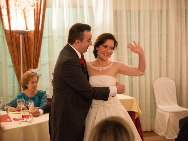 La boda de Jorge y Lucía en Madrid, Madrid 47