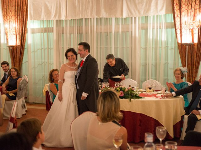 La boda de Jorge y Lucía en Madrid, Madrid 48