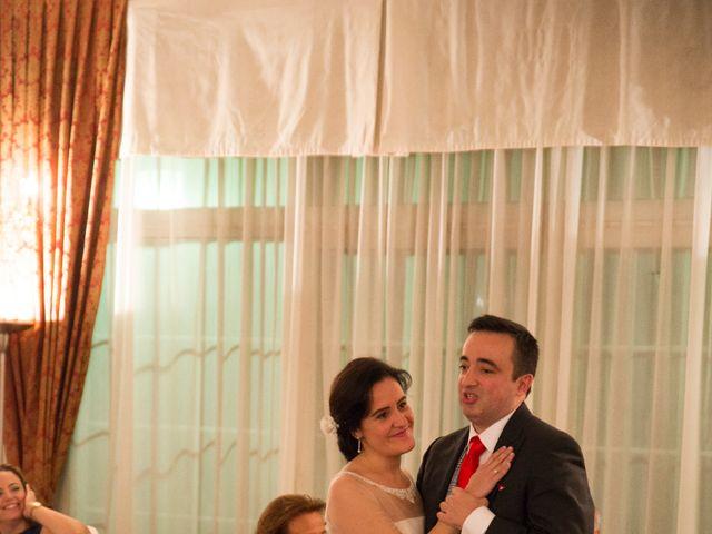 La boda de Jorge y Lucía en Madrid, Madrid 49