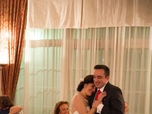 La boda de Jorge y Lucía en Madrid, Madrid 50