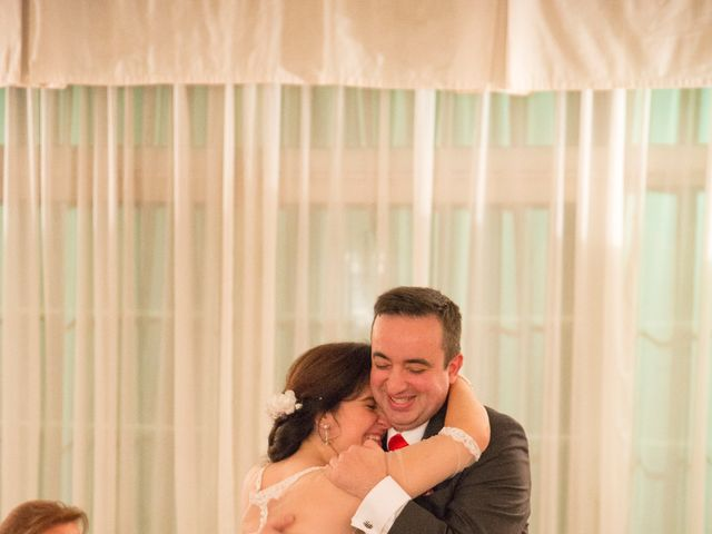 La boda de Jorge y Lucía en Madrid, Madrid 53