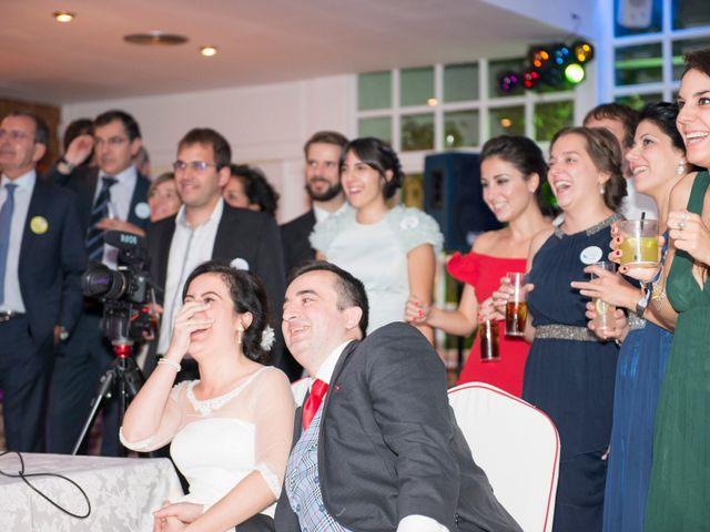 La boda de Jorge y Lucía en Madrid, Madrid 56
