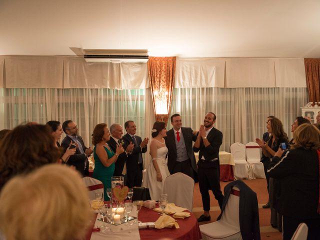 La boda de Jorge y Lucía en Madrid, Madrid 57