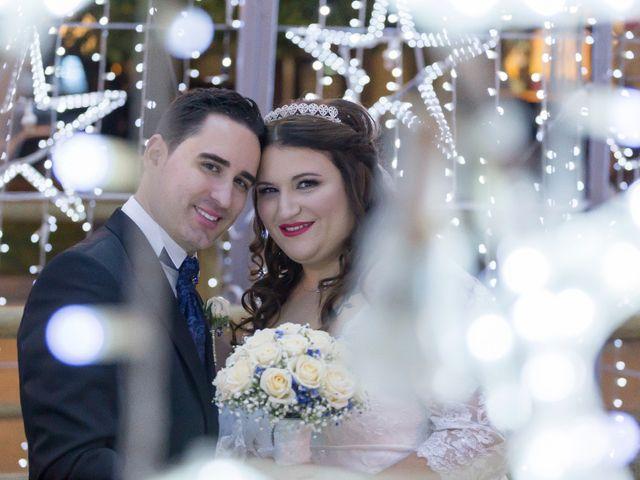 La boda de Libertad y Miguel