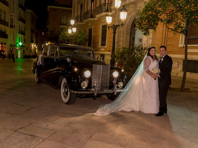 La boda de Miguel y Libertad en Valencia, Valencia 2