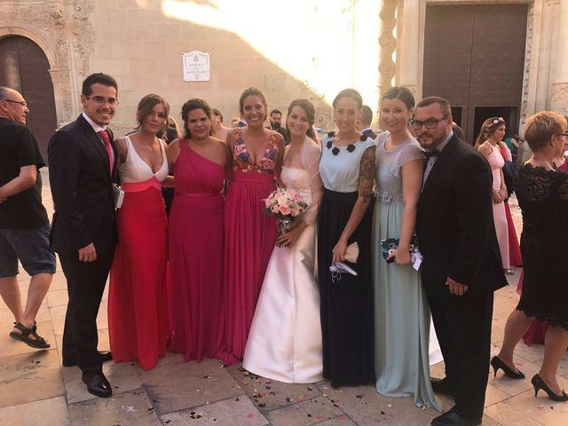 La boda de Marcos y Natalia  en Alacant/alicante, Alicante 3