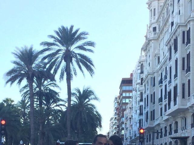 La boda de Marcos y Natalia  en Alacant/alicante, Alicante 4
