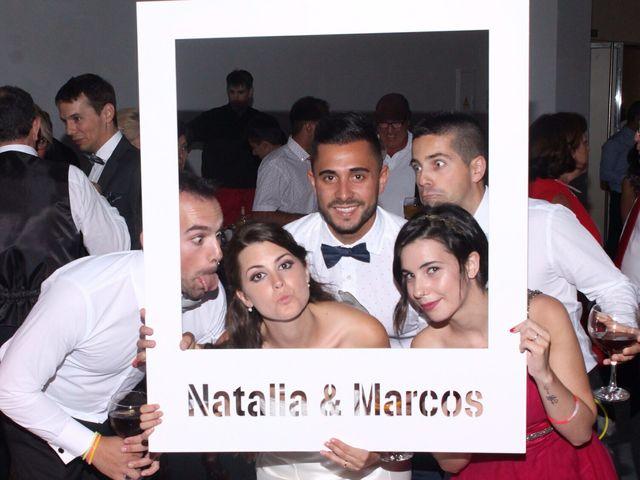 La boda de Marcos y Natalia  en Alacant/alicante, Alicante 5