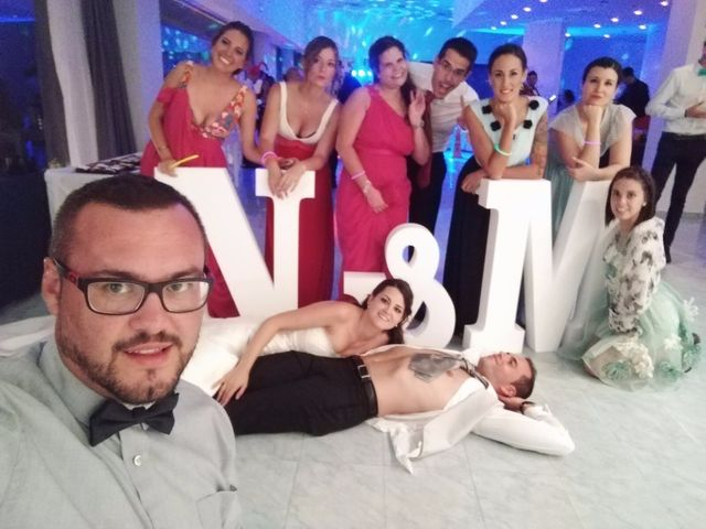 La boda de Marcos y Natalia  en Alacant/alicante, Alicante 9