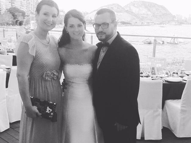 La boda de Marcos y Natalia  en Alacant/alicante, Alicante 10