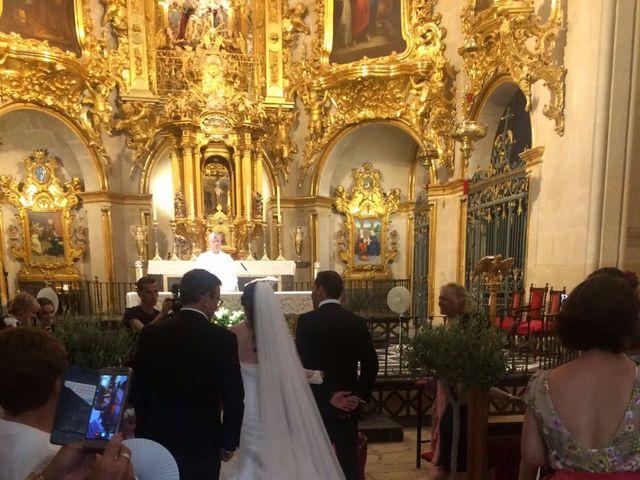 La boda de Marcos y Natalia  en Alacant/alicante, Alicante 11