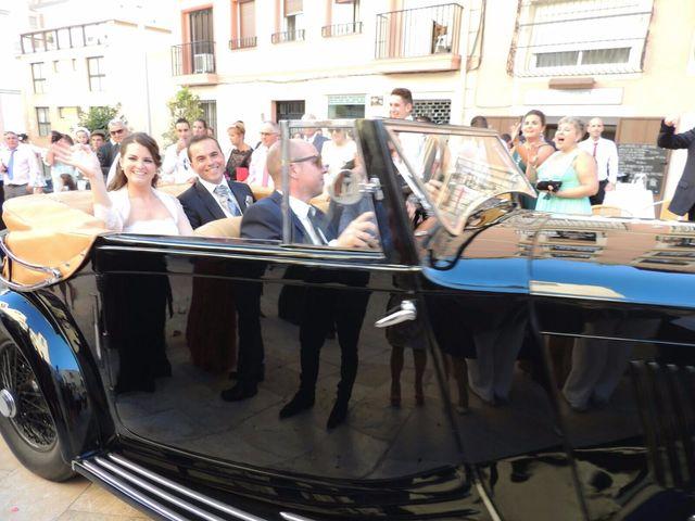 La boda de Marcos y Natalia  en Alacant/alicante, Alicante 12