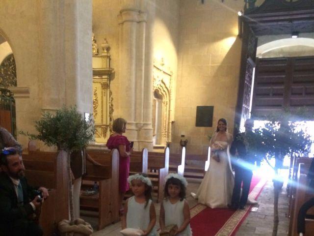 La boda de Marcos y Natalia  en Alacant/alicante, Alicante 14