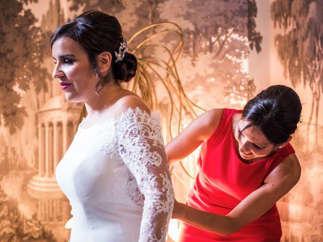 La boda de David y Bea en Chinchon, Madrid 2
