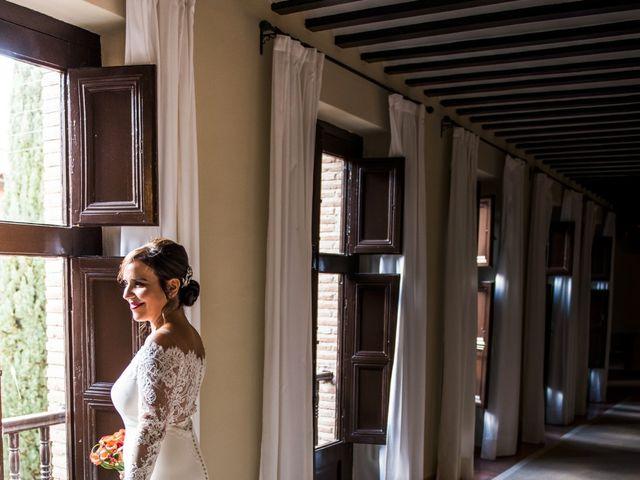 La boda de David y Bea en Chinchon, Madrid 19