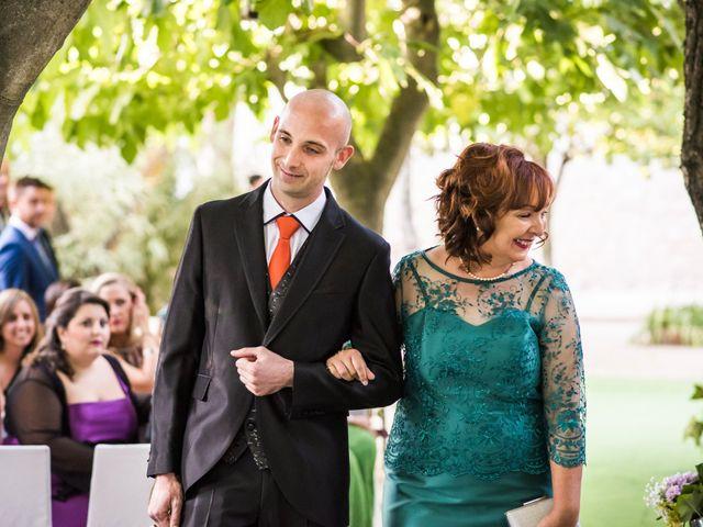 La boda de David y Bea en Chinchon, Madrid 21