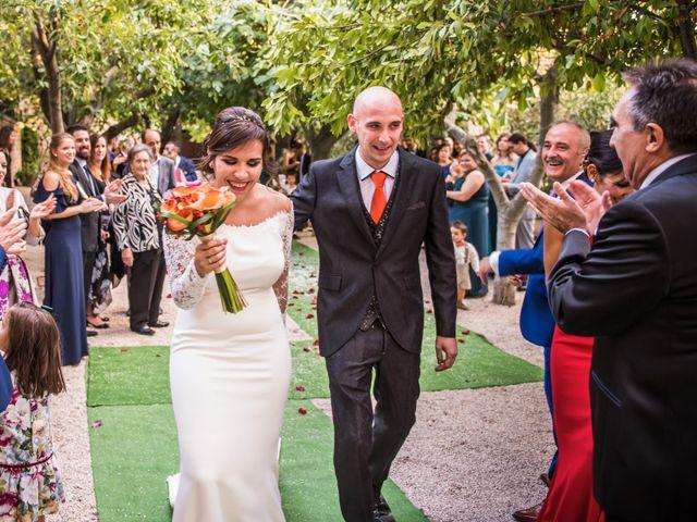 La boda de Bea y David