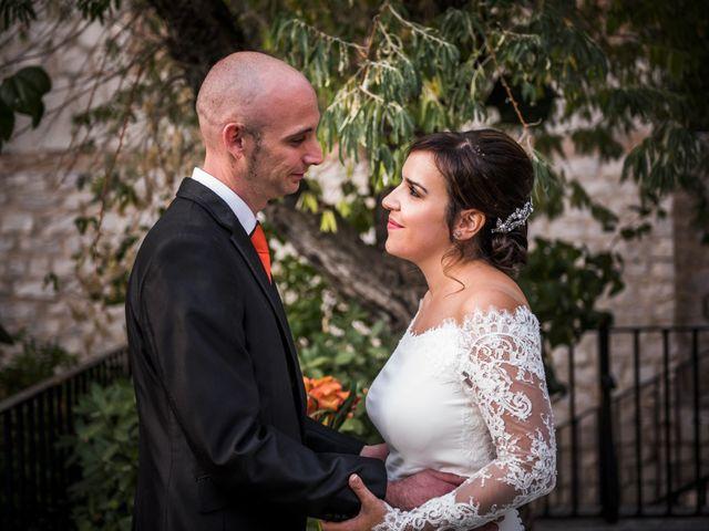 La boda de David y Bea en Chinchon, Madrid 26