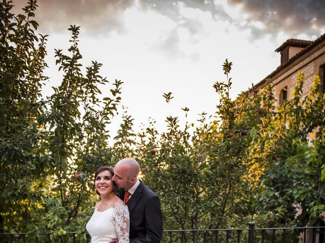La boda de David y Bea en Chinchon, Madrid 28