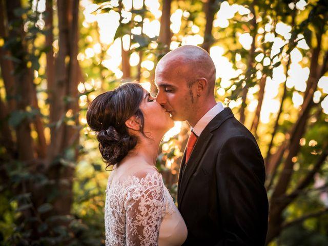 La boda de David y Bea en Chinchon, Madrid 29